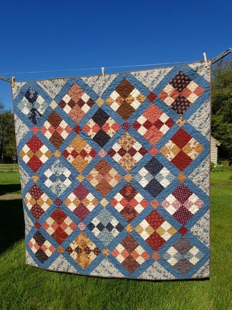 Quilt by Dolores