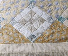 Jenny Bruce detail of quilt
