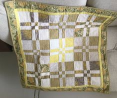 One of Jenny S's newest quilts